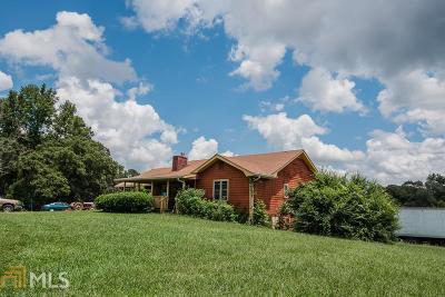 Covington Single Family Home Sold: 1130 Kinnett Rd #A