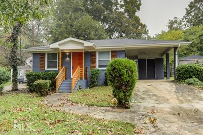 Decatur Single Family Home New: 2780 Joyce Ave