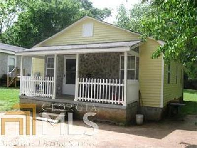 Griffin Single Family Home Under Contract: 510 Jefferson St