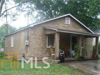 Griffin Single Family Home Under Contract: 515 Jefferson St