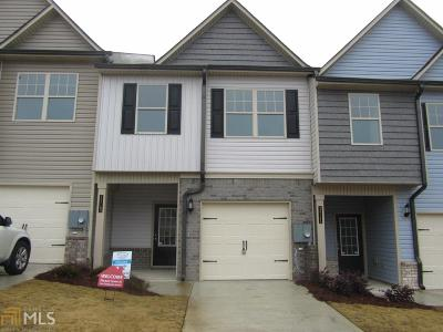 Winder GA Condo/Townhouse New: $166,400