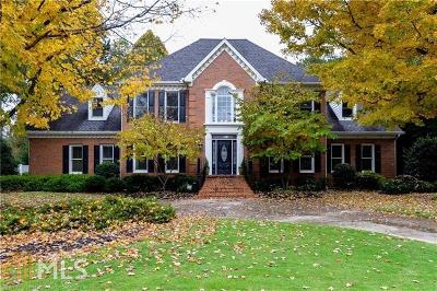 Suwanee, Duluth, Johns Creek Single Family Home Under Contract: 9195 Prestwick Club Dr
