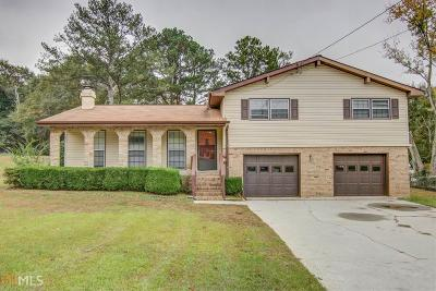 Conyers Single Family Home Under Contract: 2336 Briarwood Cir