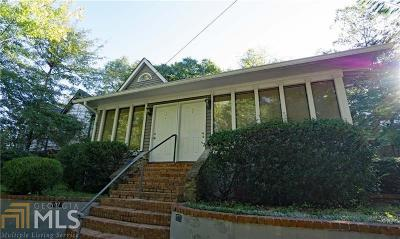 Atlanta Multi Family Home New: 1073 Tumlin St