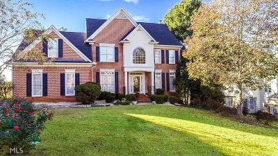 Conyers Single Family Home New: 1902 Bent Oak Way