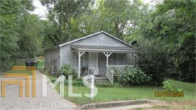Griffin Multi Family Home Under Contract: 510 Lucille St