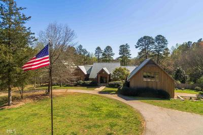 Clemson, Central Single Family Home For Sale: 125 Mill Creek