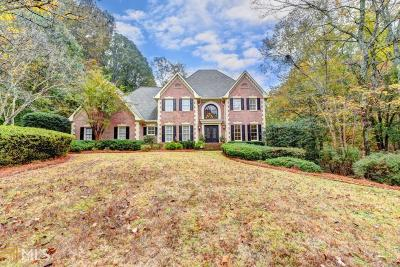 Single Family Home Under Contract: 5722 Creekside Dr