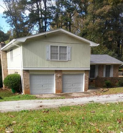 Stone Mountain Single Family Home For Sale: 4332 Central