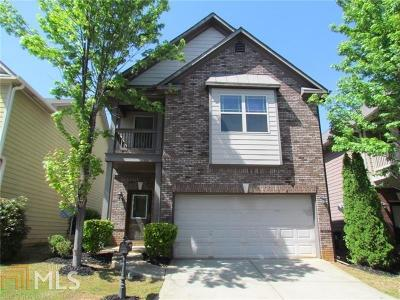 Clayton County Single Family Home New: 1585 Chattahoochee Ct