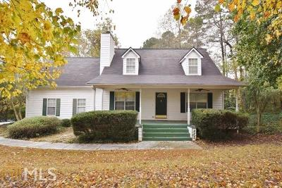 Winder GA Single Family Home Under Contract: $135,000