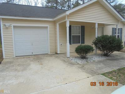 Henry County Single Family Home Under Contract: 487 Lakeshore Dr
