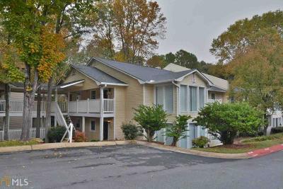Marietta Condo/Townhouse Under Contract: 201 Augusta Dr
