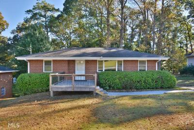 Smyrna Single Family Home New: 3685 Alpine Dr