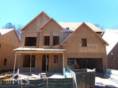 Marietta Single Family Home New: 4723 Blisston Rd #12