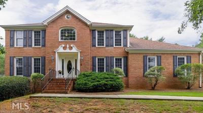 Roswell Single Family Home New: 455 Saddle Creek Cir