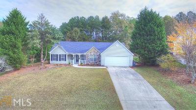 Loganville Single Family Home New: 3284 Rockwalk Ter E