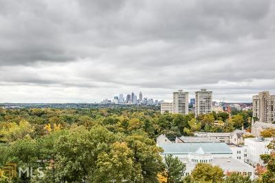 Condo/Townhouse Under Contract: 2795 Peachtree Rd #906