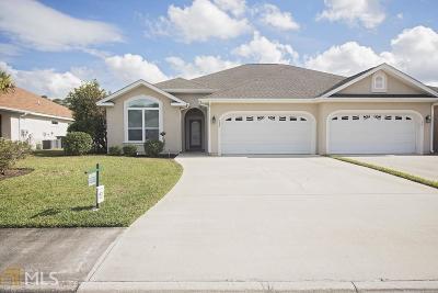 Kingsland GA Condo/Townhouse New: $189,900
