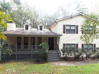 Hiram Single Family Home For Sale: 578 Handy Rd