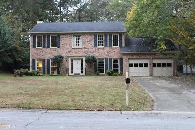 Stone Mountain Single Family Home Under Contract: 1065 Lassiter Dr