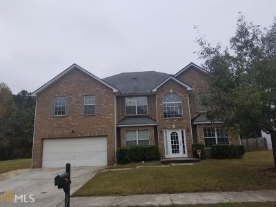 Ellenwood Single Family Home For Sale: 4355 Legacy Mill Dr #2