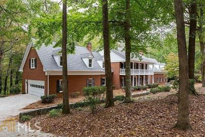 Atlanta Single Family Home New: 400 Waterpine