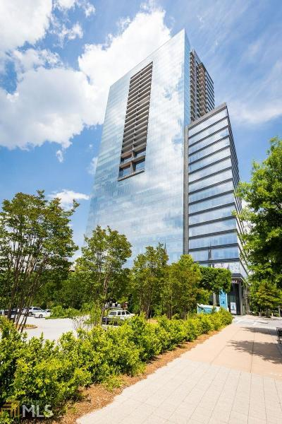 Condo/Townhouse For Sale: 3630 Peachtree Rd #3103