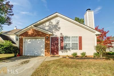 Lithonia Single Family Home New: 4379 Chestnut Oaks Trce