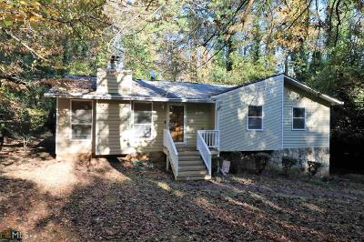 Kennesaw Single Family Home New: 4502 Rambling Rd