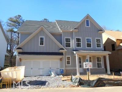 Marietta Single Family Home New: 4715 Blisston St #14