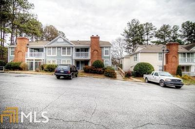 Brookhaven Condo/Townhouse For Sale: 1306 Keys Lake Dr