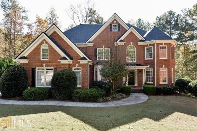 Roswell Single Family Home New: 8015 Tangletree Way