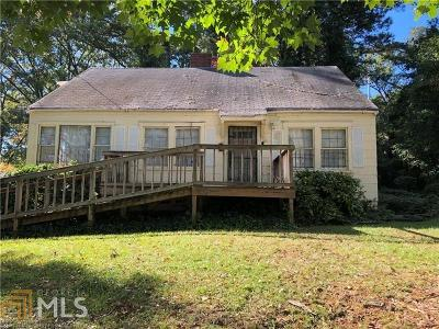 Mozley Park Single Family Home Under Contract: 181 Westview Pl