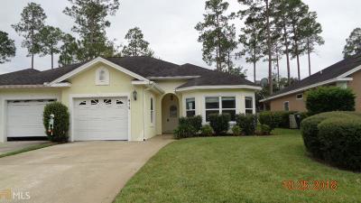 Kingsland GA Condo/Townhouse New: $145,500