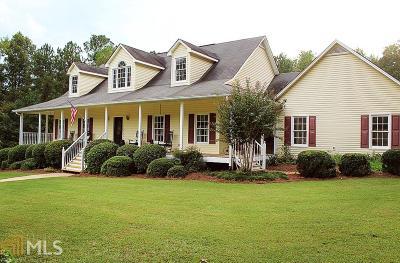 Carrollton Single Family Home For Sale: 7950 W Carroll Rd