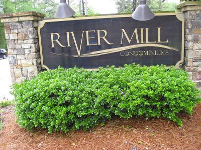 Roswell Single Family Home Under Contract: 508 River Mill Cir