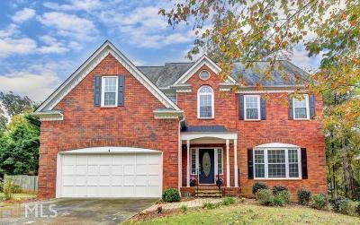 Norcross Single Family Home Under Contract: 111 Chastain Manor Dr