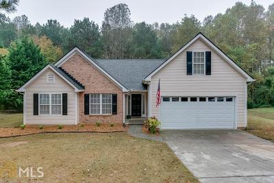 Buford Single Family Home New: 2540 Hamilton Parc Ln