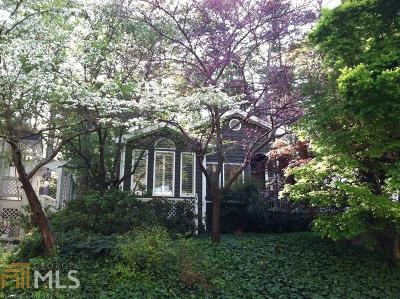 Atlanta Single Family Home New: 2362 Virginia