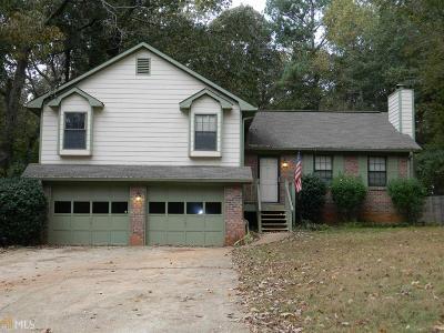 Douglasville Single Family Home For Sale: 3085 Stone Oak Dr
