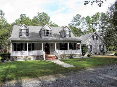 Camden County Single Family Home Under Contract: 23 Sheffield Ct