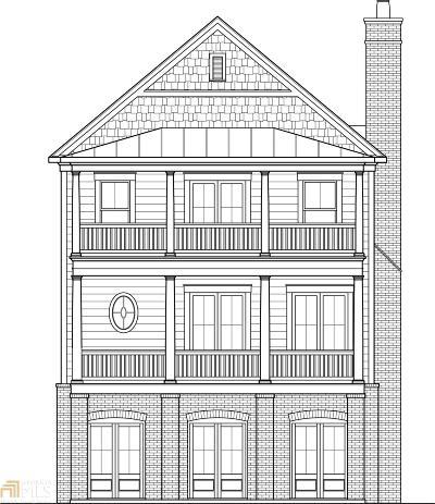 Atlanta Single Family Home New: 1433 Coretta Scott Vw