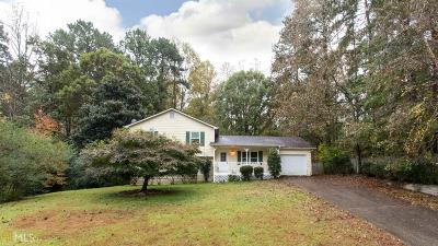 Buford Single Family Home Under Contract: 1615 Island Way