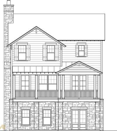 Atlanta Single Family Home For Sale: 1429 Coretta Scott Vw