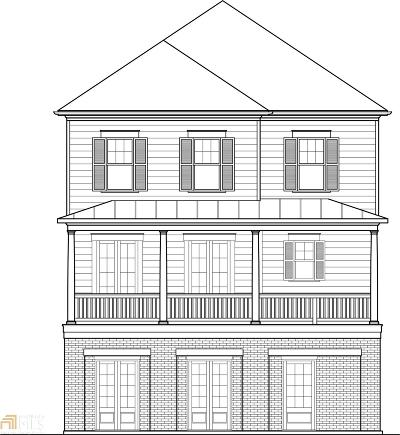 Atlanta Single Family Home For Sale: 1425 Coretta Scott Vw