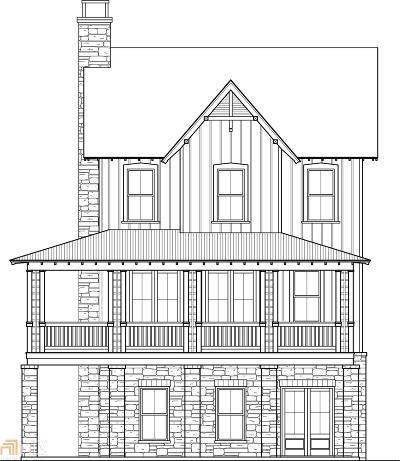 Atlanta Single Family Home For Sale: 1421 Coretta Scott Vw