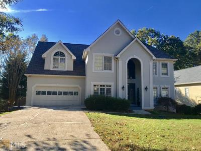 Suwanee Single Family Home New: 2144 Cape Liberty Dr