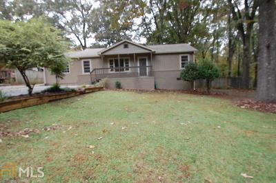 MABLETON Single Family Home New: 5800 Crabapple Dr