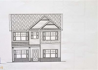 Newnan Single Family Home Under Contract: 101 Macalester Dr #123